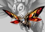 butterfly godzilla_(series) kaijuu monsterverse mothra no_humans
