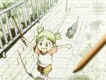 koiwai_yotsuba tagme yotsubato!