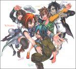 crossover d.gray-man devit everyone higurashi_no_naku_koro_ni inori_takeomi katekyo_hitman_reborn katekyo_hitman_reborn! mr._fullswing mr.fullswing ryuuguu_rena tcb wanijima_akito