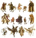 3girls 6+boys absurdres adapted_costume alternate_costume arabian_clothes armor artist_name axe blonde_hair blue_eyes bowser cape crossover dark_pit dark_skin dc9spot dinosaur dress facial_hair fire_emblem full_armor green_hair hat highres humanization kid_icarus kid_icarus_uprising king_dedede kirby kirby_(series) knight long_hair looking_at_viewer luigi mario mario_(series) mask meta_knight metroid multiple_boys multiple_girls mustache palutena parody pegasus pegasus_knight pit_(kid_icarus) princess_peach redhead samus_aran shield smile super_mario_bros. sword toad villager_(doubutsu_no_mori) weapon wii_fit wii_fit_trainer wings yoshi