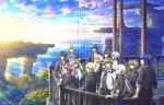 akito_shukuri heishi_otomaru itsuki_kagami kakeru_yuiga koharu_(norn9) kuga_mikoto masamune_tooya muroboshi_ron natsuhiko_azuma nijou_sakuya norn9 senri_ichinose shiranui_nanami suzuhara_sorata teita