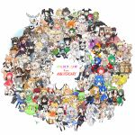 ! >:< >:/ >:3 >:d >:o >_< 3: 6+girls :> :< :/ :3 :d :o :q :s :t ;> ;3 \m/ ^_^ aardwolf_(kemono_friends) aardwolf_ears aardwolf_tail african_golden_wolf_(kemono_friends) all_fours alpaca_ears alpaca_suri_(kemono_friends) alpaca_tail animal_ears animal_print ankle_lace-up anniversary anteater_ears anteater_tail antlers apple apron arabian_oryx_(kemono_friends) arm_at_side arm_warmers armadillo_ears armadillo_tail arms_up ascot atlantic_puffin_(kemono_friends) babirusa_(kemono_friends) bactrian_camel_(kemono_friends) bald_eagle_(kemono_friends) bandaid bandaid_on_nose bangs bangs_pinned_back bare_shoulders bat_ears bat_wings bear_ears bear_paw_hammer bearded_seal_(kemono_friends) beige_jacket beige_sweater beige_vest bell bell_collar belt beret bilby_(kemono_friends) binoculars binturong_(kemono_friends) binturong_ears binturong_tail bird_tail bird_wings black_apron black_boots black_bow black_bowtie black_cape black_capelet black_eyes black_footwear black_gloves black_hair black_jacket black_legwear black_leopard_(kemono_friends) black_rhinoceros_(kemono_friends) black_skirt blackbuck_(kemono_friends) blanket blazer blonde_hair blue_background blue_bow blue_bowtie blue_eyes blue_hair blue_rose blunt_bangs blush book boots bottle bow bowtie braid breast_pocket breasts brown_bear_(kemono_friends) brown_footwear brown_gloves brown_hair brown_legwear brown_shirt brown_shoes brown_skirt bun_cover buttons camel_ears camel_tail camouflage cape capelet caracal_(kemono_friends) caracal_ears carrying cat_ears cat_tail cerval chestnut_mouth chibi chipmunk_(kemono_friends) chiru_(kemono_friends) christmas circlet claw_pose cleavage clenched_hand clenched_hands closed_eyes closed_mouth clothes_around_waist coat collar collared_peccary_(kemono_friends) collared_shirt common_raccoon_(kemono_friends) copyright_name covered_navel covering_mouth cross-laced_clothes cross-laced_footwear cup cutting d: d:< darwin's_finch_(kemono_friends) deer_ears denim denim_shorts detective dingo_(kemo