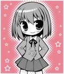 kushieda_minori lowres school_uniform short_hair star stars toradora!