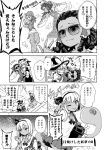 bag baggy_pants bangs baseball_cap blunt_bangs boombox bow bracelet braid clothes_grab comic contemporary dark_skin denim detached_sleeves doll flower ganguro greyscale hair_bow hair_flower hair_ornament hair_ribbon hair_tubes hairband hairlocs hakurei_reimu hat holding holding_microphone japanese_clothes jewelry kirisame_marisa konpaku_youmu konpaku_youmu_(ghost) long_hair looking_at_hand microphone mikagami_hiyori monochrome necklace nontraditional_miko one_eye_closed open_mouth pants pleated_skirt pointing rabbit ribbon ring salute school_bag shadow short_hair short_sleeves sidelocks skirt smile star sunflower sunflower_hair_ornament sunglasses sweater_vest tearing_up tongue tongue_out touhou translation_request vest wide_sleeves witch_hat