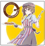 apron armband bread coco_adel commentary_request curry food hat iesupa logo name_tag namesake pocket rwby spoon waitress