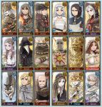 6+boys 6+girls alfred_(bloodborne) alvina_of_the_darkroot_wood armor bags_under_eyes bald beard blonde_hair bloodborne blue_eyes breasts brown_eyes brown_hair cat cleavage collar commentary company_captain_yorshka covered_eyes crossed_arms crossover crown dark_souls dark_sun_gwyndolin dragon_slayer_ornstein eileen_the_crow emlan english facial_hair fake_screenshot full_armor fur_trim granblue_fantasy hair_over_one_eye helmet_over_eyes highres hood iosefka lady_maria_of_the_astral_clocktower large_breasts laurentius_of_the_great_swamp long_sideburns looking_at_viewer looking_away lorian_(elder_prince) lothric_(younger_prince) mask mask_over_one_eye mole mole_on_breast multiple_boys multiple_girls nameless_king no_eyebrows orbeck_of_vinheim parody patches_the_hyena plague_doctor_mask plain_doll pointy_ears ponytail priscilla_the_crossbreed queen_of_sunlight_gwynevere robe scarf scarf_over_mouth slug smile smirk solaire_of_astora souls_(from_software) torn_clothes veil white_hair white_skin yellow_eyes