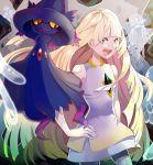 kazuru_wa lusamine_(pokemon) mismagius nihilego pokemon pokemon_(game) pokemon_sm