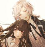 black_eyes black_hair kuga_mikoto masami nijou_sakuya norn9