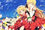 kiss-shot_acerola-orion_heart-under-blade ogipote oshino_shinobu tagme