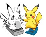 :3 game_boy handheld_game_console nintendo_3ds pikachu pokemon pokemon_(creature) pokemon_(game)