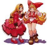 crea_rosenqueen kururu_(little_princess) little_princess marl_kingdom official_art ryoji_(nomura_ryouji)