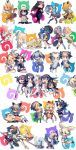 :o ^_^ absurdres all_fours alpaca_ears alpaca_suri_(kemono_friends) american_beaver_(kemono_friends) animal_ears antlers bear_ears bear_tail beaver_ears beaver_tail bird_tail black-tailed_prairie_dog_(kemono_friends) blush blush_stickers brown_bear_(kemono_friends) campo_flicker_(kemono_friends) cat_ears cat_tail clipboard closed_eyes common_raccoon_(kemono_friends) cup emperor_penguin_(kemono_friends) eurasian_eagle_owl_(kemono_friends) everyone ezo_red_fox_(kemono_friends) fang fennec_(kemono_friends) fox_ears fox_tail gentoo_penguin_(kemono_friends) giraffe_ears giraffe_horns giraffe_print glowing glowing_eyes golden_snub-nosed_monkey_(kemono_friends) grey_wolf_(kemono_friends) grin hand_on_hip head_wings highres hippopotamus_(kemono_friends) hippopotamus_ears humboldt_penguin_(kemono_friends) imminent_kiss jaguar_(kemono_friends) jaguar_ears jaguar_print jaguar_tail japanese_crested_ibis_(kemono_friends) japari_symbol kaban_(kemono_friends) kemono_friends kneeling lion_(kemono_friends) lion_ears lucky_beast_(kemono_friends) margay_(kemono_friends) margay_print mebaru monkey_ears monkey_tail moose_(kemono_friends) moose_ears northern_white-faced_owl_(kemono_friends) nose_blush otter_ears otter_tail prairie_dog_ears raccoon_ears raccoon_tail reticulated_giraffe_(kemono_friends) rockhopper_penguin_(kemono_friends) royal_penguin_(kemono_friends) saliva sand_cat_(kemono_friends) saucer seiza serval_(kemono_friends) serval_ears serval_print serval_tail shoebill_(kemono_friends) sigh silver_fox_(kemono_friends) sitting small-clawed_otter_(kemono_friends) smile snake_tail spoon symbol-shaped_pupils tail teacup tsuchinoko_(kemono_friends) wariza wolf_ears wolf_tail |d