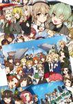 6+girls aki_(girls_und_panzer) akiyama_yukari alisa_(girls_und_panzer) anchovy assam blonde_hair blue_eyes boko_(girls_und_panzer) brown_eyes brown_hair carpaccio chi-hatan_military_uniform clara_(girls_und_panzer) commentary darjeeling earl_grey_(girls_und_panzer) girls_und_panzer highres isuzu_hana itsumi_erika kadotani_anzu katsurai_yoshiaki katyusha kawashima_momo kay_(girls_und_panzer) kuromorimine_military_uniform maruyama_saki mika_(girls_und_panzer) mikko_(girls_und_panzer) monocle multiple_girls naomi_(girls_und_panzer) nishi_kinuyo nishizumi_maho nishizumi_miho nonna ooarai_(ibaraki) ooarai_school_uniform oono_aya pepperoni_(girls_und_panzer) photo pravda_military_uniform reizei_mako rosehip sakaguchi_karina saunders_school_uniform sawa_azusa school_uniform selection_university_military_uniform shimada_arisu short_hair st._gloriana's_military_uniform st._gloriana's_school_uniform takebe_saori twintails utsugi_yuuki yamagou_ayumi