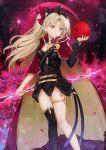 blonde_hair ereshkigal_(fate/grand_order) fate/grand_order fate_(series) long_hair red_eyes toosaka_rin warrior