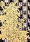 1boy 1girl blush breasts bunny_girl bunnysuit camilla_(fire_emblem_if) cape egg fire_emblem fire_emblem:_souen_no_kiseki fire_emblem_heroes fire_emblem_if gloves highres ike kiriya_(552260) long_hair ragnell short_hair sword weapon