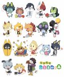 6+boys 6+girls absurdres aizawa_shouta all_might amajiki_tamaki animalization apple asui_tsuyu axe bakugou_katsuki balloon bird boku_no_hero_academia box butterfly cat chisaki_kai dog doubutsu_no_mori duck fishing_rod flower food frog fruit gift gift_box glasses hadou_nejire highres iida_tenya jirou_kyouka kaminari_denki kirishima_eijirou leaf midoriya_izuku mole mouse multiple_boys multiple_girls necktie net pear rabbit rhinoceros shigaraki_tomura shirt shovel snowman squirrel todoroki_shouto toga_himiko toogata_mirio uppi uraraka_ochako watering_can worktool yaoyorozu_momo