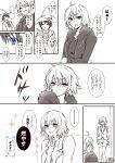 fate/grand_order fate_(series) fujimaru_ritsuka_(male) highres jeanne_alter jeanne_d'arc ruki_(ruki6248ta) ruler_(fate/apocrypha) translation_request