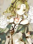 1girl blonde_hair fire_emblem fire_emblem:_seima_no_kouseki highres l'arachel looking_at_viewer simple_background smile solo white_background yuuri_(114916)