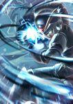 2boys bodysuit capcom charging_(attack) energy epic hadouken helmet highres kuroi_susumu male_focus marvel_vs._capcom multiple_boys power_armor rockman rockman_x ryuu_(street_fighter) street_fighter x_(rockman)