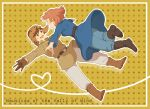1boy 1girl highres honoboooono kaze_no_tani_no_nausicaa