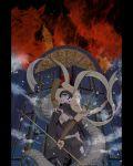 1boy belt black_hair cape devil_summoner hat highres kuzunoha_raidou memessa shako_cap shin_megami_tensei