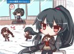 >_< +++ /\/\/\ 2hands1cup 4girls :< :d agano_(kantai_collection) anger_vein bangs black_hair black_jacket black_legwear black_shirt black_skirt blue_pants blue_skirt blush braid breath broom brown_footwear brown_sweater crossed_bandaids cup dated day denim eyebrows_visible_through_hair fringe hair_between_eyes high_ponytail holding holding_broom holding_cup jacket jeans kaga_(kantai_collection) kantai_collection komakoma_(magicaltale) lawson long_hair long_sleeves looking_at_viewer multicolored multicolored_clothes multicolored_skirt multiple_girls noshiro_(kantai_collection) open_clothes open_jacket open_mouth outdoors pants pantyhose paper_cup parted_lips pleated_skirt ponytail profile red_eyes red_scarf red_shirt scarf shirt short_sleeves side_braid side_ponytail sidelocks single_braid skirt smile snow snowball snowball_fight spoken_anger_vein sweater translation_request triangle_mouth twitter_username uniform very_long_hair winter xd yahagi_(kantai_collection) ||_||