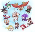 animal animal_ears armor bangs black_hair blonde_hair blue_eyes blunt_bangs blush bodysuit breasts brown_hair byakko_(xenoblade) cape cat_ears chibi closed_eyes collarbone crotchless_pants dark_skin dark_skinned_male eyebrows eyepatch fingerless_gloves fire glasses gloves grey_background hair_ornament hana_(xenoblade) hat hikari_(xenoblade_2) homura_(xenoblade_2) hood jacket kagutsuchi_(xenoblade) large_breasts long_hair looking_at_viewer madanai_(morisumeshi) medium_breasts meleph_(xenoblade) military military_hat military_uniform multiple_boys multiple_girls muscle niyah open_mouth orange_eyes overalls pauldrons purple_hair red_eyes redhead reverse_trap rex_(xenoblade_2) ribbon saika_(xenoblade) short_hair sieg_b_goku_genbu silver_hair simple_background smile suzaku_(xenoblade) tiger tora_(xenoblade) twintails uniform vandham_(xenoblade) white_gloves xenoblade xenoblade_2 yellow_bodysuit yellow_eyes