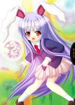 bunny_ears john_inu jyon_inu purple_hair rabbit_ears red_eyes reisen_udongein_inaba touhou