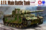 box_art fullmetal_alchemist ground_vehicle military military_vehicle motor_vehicle nantoka_fumihiko no_humans panzerkampfwagen_iii tank