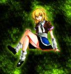 mizuhashi_parsee rex rex_k short_hair sitting touhou
