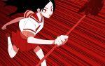 blood kitsu_chiri polychromatic red sayonara_zetsubou_sensei vector