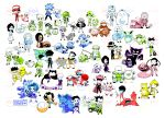 2016 6+boys 6+girls :d absolutely_everyone ace_trainer_(pokemon) arbok armor backwards_hat bag bald baoba_(pokemon) baseball_cap beauty_(pokemon) bellsprout biker_(pokemon) bird_keeper_(pokemon) black_belt_(pokemon) bone bug_catcher_(pokemon) bulbasaur burglar_(pokemon) cage camper_(pokemon) channeler_(pokemon) chansey charmander chewing_gum cibia clefairy commentary creature crying cubone dentures dress eevee electrode engineer_(pokemon) everyone fisherman_(pokemon) fishing_rod flareon flute flying game_boy gen_1_pokemon gentleman_(pokemon) glasses goggles golbat graveler grin growlithe handheld_game_console hands_together hat haunter headband heart helmet highres hiker_(pokemon) hitmonlee holding holding_bone holding_cage holding_pendulum holding_whip hypno instrument japanese_armor jolteon juggler_(pokemon) juggling kabuto koffing lass_(pokemon) legs_apart legs_crossed long_hair long_sleeves looking_at_viewer looking_away magikarp magnemite mew mohawk mother_(pokemon) mouth_hold muk multiple_boys multiple_girls multiple_monochrome music nidoking nidoqueen nurse nurse_(pokemon) nurse_cap one_eye_closed ookido_nanami ookido_yukinari open_mouth pendulum persian pi_(pokemon) picnicker_(pokemon) pidgey pikachu playing_instrument poke_ball poke_ball_(generic) poke_flute pokemaniac_(pokemon) pokemon pokemon_(creature) pokemon_(game) pokemon_rgby poliwhirl primeape psychic_(pokemon) rattata red_(pokemon) red_(pokemon)_(classic) rocker_(pokemon) roughneck_(pokemon) sailor_(pokemon) sandshrew scientist scientist_(pokemon) seiza shoes short_sleeves signature sitting skirt slowbro slowpoke smile snorlax sonezaki_masaki speech_bubble spiky_hair spoken_object squirtle standing standing_on_one_leg sunglasses super_nerd_(pokemon) swimmer_(pokemon) tamer_(pokemon) team_rocket team_rocket_grunt team_rocket_uniform telekinesis tentacool tongue tongue_out vaporeon vulpix walking weedle whip white_background wigglytuff youngster_(pokemon)