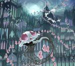 air_bubble bubble finneon gate gen_1_pokemon gen_2_pokemon gen_3_pokemon gen_4_pokemon kyuui lumineon luvdisc mantine mantyke no_humans pokemon pokemon_(creature) seel tentacruel underwater