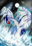 lugia night pokemon pokemon_(creature) water