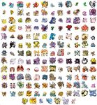 abra absolutely_everyone aerodactyl alakazam arbok arcanine articuno bee beedrill bellsprout bird blastoise bulbasaur bull butterfly butterfree caterpie chansey charizard charmander charmeleon chefbravo claws clefable clefairy cloyster creature cubone dewgong digging diglett ditto dodrio doduo dragonair dragonite dratini drooling drowzee dugtrio eevee egg ekans electabuzz electrode english_commentary everyone exeggcute exeggutor facial_mark farfetch'd fearow fiery_hair fiery_tail fire flareon gastly gengar geodude gloom golbat goldeen golduck golem_(pokemon) graveler grimer grin growlithe gyarados haunter hitmonchan hitmonlee horn horns horse horsea hypno insect ivysaur jigglypuff jolteon jynx kabuto_(pokemon) kabutops kadabra kakuna kangaskhan kingler koffing krabby lapras lickitung looking_at_viewer looking_away machamp machoke machop magikarp magmar magnemite magnet magneton mankey marowak meowth metapod mew mewtwo moltres mr._mime muk nidoking nidoqueen nidoran nidorina nidorino ninetales no_humans oddish omanyte omastar onix paras parasect persian pidgeot pidgeotto pidgey pikachu pinsir pixel_art pokemon pokemon_(creature) pokemon_(game) pokemon_rgby poliwag poliwhirl poliwrath ponyta porygon primeape psyduck raichu rapidash raticate rattata rhydon rhyhorn running sandshrew sandslash scyther seadra seaking seel shell shellder simple_background sitting slowbro slowpoke smile smoking snorlax spearow spiked_shell squirtle standing starmie staryu tangela tauros tentacool tentacruel transformed_ditto vaporeon venomoth venonat venusaur victreebel vileplume voltorb vulpix wartortle weedle weepinbell weezing white_background white_horse wigglytuff wings zapdos zubat