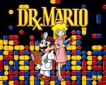1boy 1girl blonde_hair blue_eyes brown_hair couple doctor dr._mario dr.mario gameboy_advance labcoat mario mario_(series) miyamoto_shigeru moustache nintendo nurse official_art pill princess_peach stethoscope super_mario_bros. wallpaper