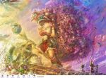 1boy absurdres animal_ears backpack bag bandaid beetle bell belt bindle bird birdcage boots bow bow_panties bug cage cat_ears chains child clothesline clouds crystal_ball fantasy fish flower furry glasses gloves goggles hat highres house insect key ladder lantern leaf male_focus mountain mushroom nature original panties paw_print petals pinwheel pixiv pixiv_festa rabbit_ears shirt shirtless shoes shorts sky swing telescope teruterubouzu tombstone toothbrush top_hat translation_request treasure_chest tsukushi_akihito umbrella underwear violet_eyes watering_can weather_vane window zipper