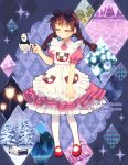 alice_(wonderland) alice_(wonderland)_(cosplay) alice_in_wonderland commentary cosplay dav-19 english_commentary madotsuki yume_nikki