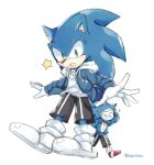 2boys animal black_pants blue_hoodie closed_eyes cosplay crossover furry gloves green_eyes hedgehog monster_boy multiple_boys nintendo no_humans pants red_footwear rento_(rukeai) sans sans_(cosplay) sega skeleton skull sonic sonic_(cosplay) sonic_the_hedgehog sora_(company) sparkle star super_smash_bros. super_smash_bros._ultimate toby_fox_(publisher) undertale white_footwear white_gloves