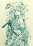 1girl breasts cleavage final_fantasy final_fantasy_iv long_hair older rydia solo sunagimo_(nagimo)