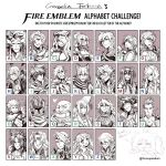armor asama_(fire_emblem_if) azur_(fire_emblem) bandage bare_shoulders black_knight boey_(fire_emblem) bow bracelet breastplate camilla_(fire_emblem_if) cape circlet crescentia dyute_(fire_emblem) ephraim eudes_(fire_emblem) eyepatch fire_emblem fire_emblem:_akatsuki_no_megami fire_emblem:_kakusei fire_emblem:_seima_no_kouseki fire_emblem:_seisen_no_keifu fire_emblem:_souen_no_kiseki fire_emblem_echoes:_mou_hitori_no_eiyuuou fire_emblem_heroes fire_emblem_if forde geoffrey_(fire_emblem) hair_over_one_eye helmet henry_(fire_emblem) ike janaff jewelry lazward_(fire_emblem_if) lips long_hair mamkute marks_(fire_emblem_if) monochrome multiple_boys multiple_girls nephenee nishiki_(fire_emblem_if) odin_(fire_emblem_if) oliver_(fire_emblem) open_mouth ponytail reyson scar short_hair simple_background smile soleil_(fire_emblem_if) tiara tibarn ulki valter very_long_hair volug wavy_hair wayu_(fire_emblem) yuria_(fire_emblem) zelgius zero_(fire_emblem_if)