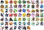 animal_ears ape bayonetta bayonetta_(character) bayonetta_2 beard black_hair blonde_hair blue_armor blue_eyes bowser bowser_jr. brown_hair captain_falcon charizard cloud_strife dark_pit diddy_kong donkey_kong donkey_kong_(series) doubutsu_no_mori dragon f-zero facial_hair falchion_(fire_emblem) falco_lombardi final_fantasy final_fantasy_vii fire_emblem fire_emblem:_fuuin_no_tsurugi fire_emblem:_kakusei fire_emblem:_monshou_no_nazo fire_emblem:_souen_no_kiseki fox fox_ears fox_mccloud fox_tail ganondorf glasses gun hat headband ice_climber ice_climbers ike inkling jigglypuff kid_icarus king_dedede kirby kirby_(series) link little_mac long_hair lucario lucina luigi male_my_unit_(fire_emblem:_kakusei) mamkute mario mario_(series) marth mask meta_knight metal_gear_(series) metal_gear_solid metroid mewtwo monster mori_hayaki mother_(game) mother_2 mother_3 mr._game_&_watch multiple_boys multiple_girls my_unit_(fire_emblem:_kakusei) my_unit_(fire_emblem_if) nana_(ice_climber) ness olimar pac-man pac-man_(game) palutena pichu pikachu pikmin_(series) pit_(kid_icarus) pokemon pokemon_(creature) ponytail popo_(ice_climber) princess_peach princess_zelda punch-out!! ragnell red_(pokemon) ridley rockman rockman_(character) rockman_(classic) rosetta_(mario) roy_(fire_emblem) ryuu_(street_fighter) samus_aran sheik short_hair shulk smile solid_snake sonic sonic_the_hedgehog splatoon splatoon_1 star_fox street_fighter super_mario_bros. super_mario_galaxy super_smash_bros. sword tail the_legend_of_zelda the_legend_of_zelda:_ocarina_of_time the_legend_of_zelda:_twilight_princess toon_link villager_(doubutsu_no_mori) wario warioware weapon wii_fit wii_fit_trainer wolf_o'donnell xenoblade_(series) xenoblade_1 yoshi young_link