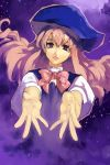 blue_eyes bob_(biyonbiyon) hat highres long_hair macross macross_frontier pink_hair sheryl_nome star stars