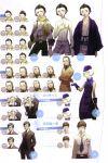 elizabeth elizabeth_(persona) hair_slicked_back highres igor ikutsuki_shuji ikutsuki_shuuji mochizuki_ryouji persona persona_3 scan soejima_shigenori