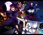 aqua_hair beatrice bernkastel black_eyes black_hair blonde_hair blue_eyes blue_hair brown_eyes bunny_ears butterfly choker closed_eyes dress elbow_gloves eva-beatrice eva_beatrice frederica_bernkastel frills gloves hair_bobbles hair_ornament hat hime_cut jacket long_hair monocle moon necktie orange_hair pink_hair purple_eyes red_eyes red_hair ribbon ronove scepter serious short_hair siesta410 siesta45 siesta_sisters silver_hair spider_web suzushiro_kurumi thighhighs twintails umineko_no_naku_koro_ni ushiromiya_ange ushiromiya_battler virgilia when_they_cry_3 zettai_ryouiki