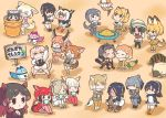 >:) >_< +_+ 6+girls :d :o :p =_= ^_^ alpaca_ears alpaca_suri_(kemono_friends) alpaca_tail american_beaver_(kemono_friends) animal_ears anteater_ears anteater_tail arms_behind_back artist_name atlantic_puffin_(kemono_friends) backpack bag bangs bare_shoulders beaver_ears beaver_tail bike_shorts bird_tail bird_wings black-backed_jackal_(kemono_friends) black-tailed_prairie_dog_(kemono_friends) black_hair blonde_hair blunt_bangs blush blush_stickers bodystocking boots bow bowtie breasts brown_eyes c: caracal_(kemono_friends) caracal_ears caracal_tail cat_ears chibi cleavage closed_eyes closed_eyes closed_mouth common_raccoon_(kemono_friends) cover cover_page covering_face crossed_arms crying cup doujin_cover drooling elbow_gloves emperor_penguin_(kemono_friends) expressionless extra_ears eyebrows_visible_through_hair face-to-face fang fennec_(kemono_friends) fever finger_to_mouth food fox_ears fox_tail full-face_blush fur-trimmed_sleeves fur_collar fur_trim gazelle_tail gentoo_penguin_(kemono_friends) gloves green_eyes grey_eyes grey_hair hair hair_between_eyes hair_ornament hair_over_one_eye hairband hairclip hand_on_hip hands_up hat_feather head_wings headphones helmet high-waist_skirt highres hippopotamus_(kemono_friends) hippopotamus_ears holding holding_cup hood hood_up humboldt_penguin_(kemono_friends) ice_cream ice_cream_cone imminent_kiss jackal_ears jackal_tail jacket jaguar_(kemono_friends) jaguar_ears jaguar_print jaguar_tail japanese_crested_ibis_(kemono_friends) jumping kaban_(kemono_friends) kemono_friends knees_together_feet_apart knees_up kotobuki_(tiny_life) long_hair long_sleeves looking_afar looking_at_another low_ponytail lucky_beast_(kemono_friends) lucky_beast_type_3 lying multicolored_hair multiple_girls necktie on_stomach open_mouth orange_hair otter_ears otter_tail pink_sweater pith_helmet platinum_blonde pleated_skirt pointing pointing_up pose prairie_dog_ears prairie_dog_tail print_gloves print_neckwear print_skirt puffy_short_sleeves puffy_s