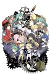 (vocaloid) 4boys 6+girls :o adam_moonlit alternate_hair_color ano aqua_hair artist_name banica_conchita black_hair blonde_hair blue_hair boots bottle bow braid bridge brown_eyes brown_hair carousel chaban_capriccio_(vocaloid) chains chibi chikatte chrono_story_(vocaloid) cloak clockwork clogs closed_eyes cravat cummerbund cup detached_sleeves dress drinking_glass elluka_clockworker evillious_nendaiki forest gammon_octo gear_(evillious_nendaiki) gears glass_of_conchita green_hair gumi hair_bow hair_ornament hairclip hakoniwa_no_shoujo_(vocaloid) hand_on_own_chest hansel_(evillious_nendaiki) hashi hatsune_miku heartbeat_clocktower_(vocaloid) houtei_no_nushi ichi_ka irina_clockworker kagamine_len kagamine_rin kamui_gakupo katana leaf long_hair madam_merry-go-round_(vocaloid) marlon_spoon megurine_luka michaela_(evillious_nendaiki) mirror multiple_boys multiple_girls multiple_persona music nanatsu_no_tsumi_to_batsu_(vocaloid) nature nekomura_iroha nemesis_sudou ni outstretched_arms outstretched_hand parasol parted_lips pink_hair ponytail puckered_lips re_birthday_(vocaloid) scissors short_hair side_braid signature singing sleeping smile songover spoon sword tree twin_blades_of_levianta twintails umbrella veil venom_sword very_long_hair vessel_of_sin victorian vocaloid weapon zenmai_jikake_no_komoriuta_(vocaloid)