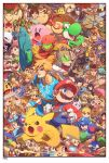 alien amulet animal_ears ankle_gun arm_cannon armor baseball_cap bayonetta bayonetta_(character) bayonetta_2 bell bike_shorts black_hair black_shorts blonde_hair blue_eyes blue_hair blush blush_stickers bodysuit bowser bowser_jr. boxing_gloves bracelet bracer brown_hair buster_sword capcom cape capri_pants captain_falcon castlevania castlevania:_rondo_of_blood charizard claws cloud_strife creatures_(company) crown dark_pit dark_samus diddy_kong dog dog_ears dog_girl dog_tail domino_mask donkey_kong donkey_kong_(game) donkey_kong_(series) doubutsu_no_mori dougi dr._mario dress earrings eyeshadow f-zero facial_hair falchion_(fire_emblem) falco_lombardi fangs father_and_daughter final_fantasy final_fantasy_vii fingerless_gloves fire_emblem fire_emblem:_akatsuki_no_megami fire_emblem:_fuuin_no_tsurugi fire_emblem:_kakusei fire_emblem:_monshou_no_nazo fire_emblem:_souen_no_kiseki fire_emblem_if fox_mccloud furry game_freak ganondorf gen_1_pokemon gen_2_pokemon gen_4_pokemon gen_6_pokemon gerudo glasses gloves green_eyes green_hair greninja grey_eyes gun hair_between_eyes hair_ornament hairband handgun hat headband helmet highres hoshi_no_kirby ice_climber ike inkling ironpinky ivysaur jewelry jigglypuff kid_icarus kid_icarus_uprising king_dedede kirby kirby_(series) krom legendary_pokemon link lipstick little_mac long_hair looking_at_viewer lucario lucas lucina luigi makeup male_my_unit_(fire_emblem:_kakusei) male_my_unit_(fire_emblem_if) mamkute mario mario_(series) mario_bros. marth mask meta_knight metal_gear_(series) metal_gear_solid metal_gear_solid_2 metroid metroid_prime mewtwo mole mole_under_mouth monado monster mother_(game) mother_2 mother_3 mr._game_&_watch multiple_boys multiple_girls muscle mushroom mustache my_unit_(fire_emblem:_kakusei) my_unit_(fire_emblem_if) navi ness nintendo olimar open_mouth overalls pac-man pac-man_(game) palutena pants pichu pikachu pikmin_(creature) pikmin_(series) pink_dress pit_(kid_icarus) pointy_ears pokemon pokemon_(creature) pokemon_(game) pokemon_frlg pokemon_rgby pokemon_special ponytail princess_daisy princess_peach princess_zelda punch-out!! quadruple_wielding r.o.b red_(pokemon) red_eyes redhead reverse_trap richter_belmondo ridley rockman rockman_(character) rockman_(classic) rosetta_(mario) roy_(fire_emblem) ryuu_(street_fighter) samus_aran sharp_teeth sheik shirt shizue_(doubutsu_no_mori) shoes short_hair shorts shulk silver_hair simon_belmondo skirt smile sneakers sneaking_suit solid_snake sonic sonic_the_hedgehog spandex spiked_bracelet spikes splatoon splatoon_1 squirtle star_fox street_fighter super_mario_bros. super_mario_galaxy super_smash_bros. super_smash_bros_64 super_smash_bros_brawl super_smash_bros_for_wii_u_&_3ds super_smash_bros_melee super_smash_bros_ultimate super_soaker surcoat sword t-shirt tail teeth the_legend_of_zelda the_legend_of_zelda:_a_link_between_worlds the_legend_of_zelda:_breath_of_the_wild the_legend_of_zelda:_ocarina_of_time the_legend_of_zelda:_the_wind_waker the_legend_of_zelda:_twilight_princess tiara toon_link topknot turban varia_suit villager_(doubutsu_no_mori) wario warioware weapon whip white_hair white_skin wii_fit wii_fit_trainer wings wolf_o'donnell xenoblade_(series) xenoblade_1 yoshi young_link zero_suit