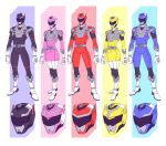 ai_(transformers) autobot beast_wars black_bodysuit black_spandex blue_bodysuit blue_spandex bodysuit character_request coby_hansen commentary commission crossover english_commentary full_body helmet insignia jackson_darby lysergic44 original pink_bodysuit pink_spandex power_rangers red_bodysuit red_spandex spandex spike_witwicky transformers transformers_car_robots transformers_cybertron transformers_prime una_(beast_wars) visor yellow_bodysuit yellow_spandex