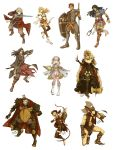absurdres armlet axe black_collar black_hair black_nails blonde_hair blue_eyes book borrowed_design bow_(weapon) bowsette bracelet breathing_fire carna collar crown dark_skin dc9spot diddy_kong donkey_kong donkey_kong_(series) dress dunban fiorun fire fire_emblem green_eyes head_wings highres horns humanization jewelry king_k._rool long_hair mario_(series) melia monado multiple_boys multiple_girls nail_polish navel new_super_mario_bros._u_deluxe nintendo polearm rein_(xenoblade) riki_(xenoblade) sharp_teeth shield short_hair shulk smile spear spiked_armlet spiked_collar spikes strapless strapless_dress super_crown super_mario_bros. super_smash_bros. sword teeth vest weapon xenoblade_(series) xenoblade_1